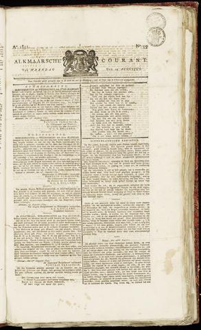 Alkmaarsche Courant 1831-08-29