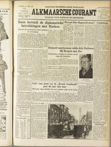 Alkmaarsche Courant 1955-09-14