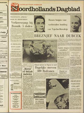 Noordhollands Dagblad : dagblad voor Alkmaar en omgeving 1968-07-23