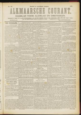 Alkmaarsche Courant 1917-09-25