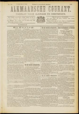 Alkmaarsche Courant 1915-07-03