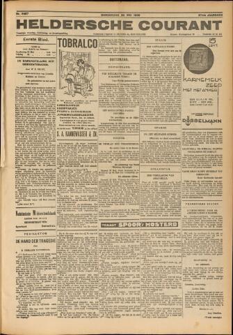 Heldersche Courant 1929-05-30