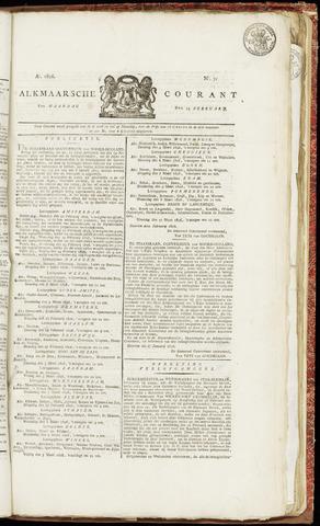 Alkmaarsche Courant 1826-02-13