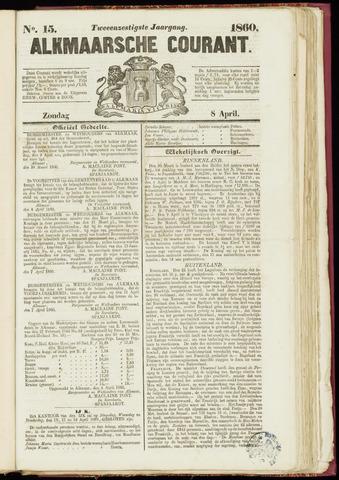Alkmaarsche Courant 1860-04-08
