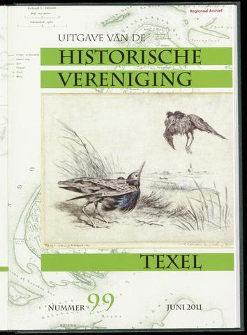 Uitgave Historische Vereniging Texel 2011-06-01