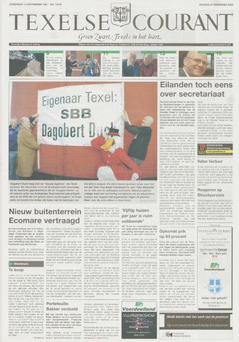 Texelsche Courant 2009-11-27