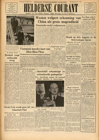 Heldersche Courant 1954-04-24