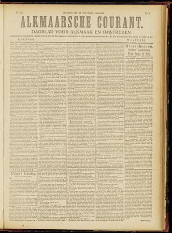 Alkmaarsche Courant 1919-01-27