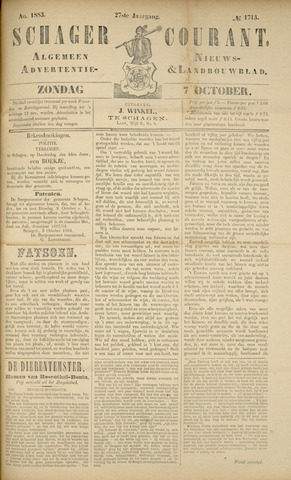 Schager Courant 1883-10-07