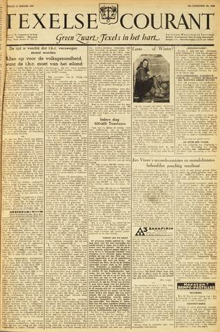 Texelsche Courant 1950-01-21
