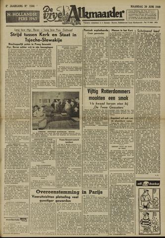 De Vrije Alkmaarder 1949-06-20