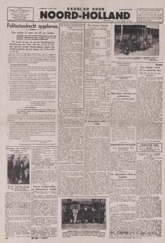 Dagblad Noord-Holland, Schager editie 1943-05-15