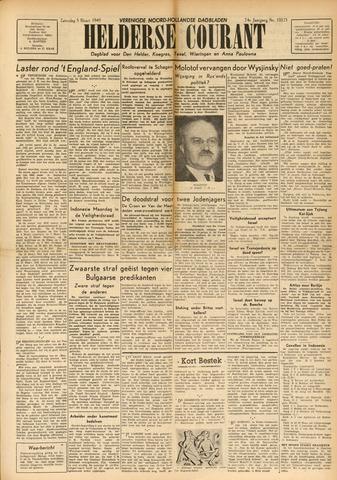 Heldersche Courant 1949-03-05