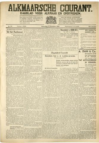 Alkmaarsche Courant 1933-12-09