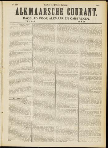 Alkmaarsche Courant 1913-05-30