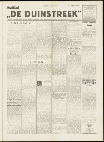 De Duinstreek 1958-01-31