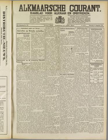 Alkmaarsche Courant 1941-08-16