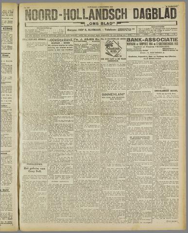 Ons Blad : katholiek nieuwsblad voor N-H 1921-12-03