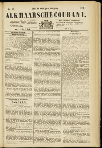 Alkmaarsche Courant 1886-05-19