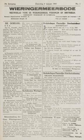 Wieringermeerbode 1945-01-06