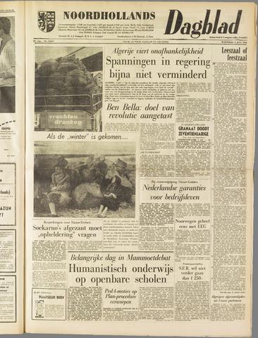Noordhollands Dagblad : dagblad voor Alkmaar en omgeving 1962-07-04