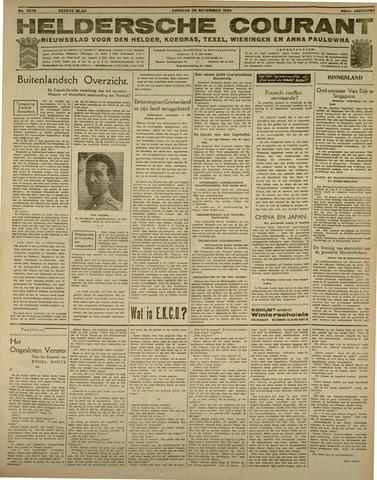 Heldersche Courant 1935-11-26