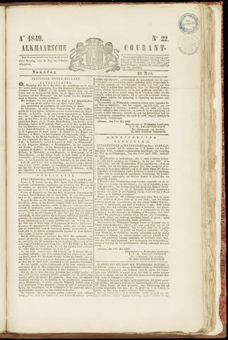 Alkmaarsche Courant 1849-05-28