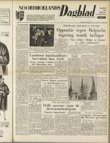 Noordhollands Dagblad : dagblad voor Alkmaar en omgeving 1954-10-19
