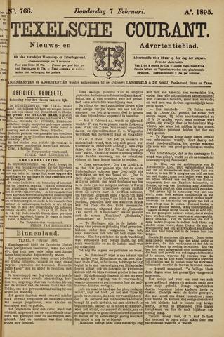 Texelsche Courant 1895-02-07