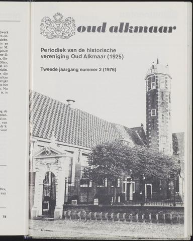Oud Alkmaar 1976-10-01
