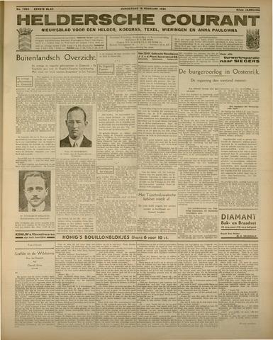 Heldersche Courant 1934-02-15