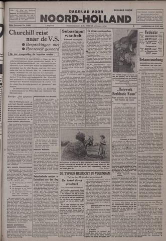 Dagblad Noord-Holland, Schager editie 1942-06-20