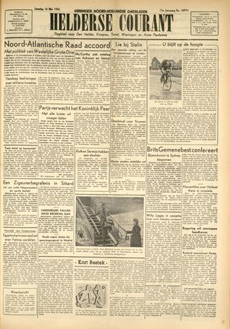 Heldersche Courant 1950-05-16
