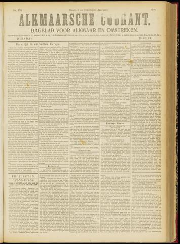 Alkmaarsche Courant 1918-07-23