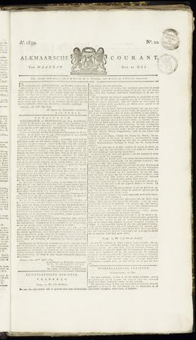 Alkmaarsche Courant 1839-05-20