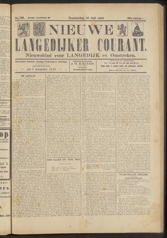 Nieuwe Langedijker Courant 1923-07-26
