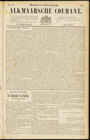 Alkmaarsche Courant 1899-06-28