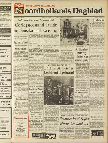 Noordhollands Dagblad : dagblad voor Alkmaar en omgeving 1969-03-10
