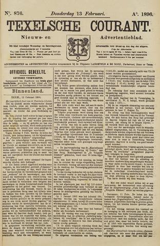 Texelsche Courant 1896-02-13