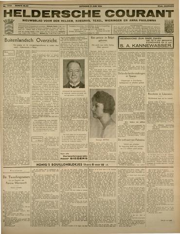 Heldersche Courant 1934-06-09
