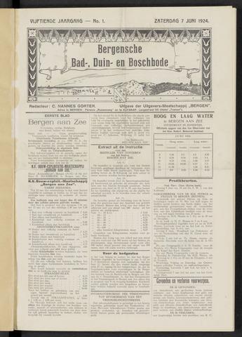 Bergensche bad-, duin- en boschbode 1924-06-07