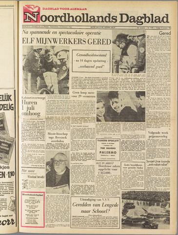 Noordhollands Dagblad : dagblad voor Alkmaar en omgeving 1963-11-08