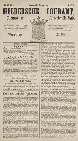 Heldersche Courant 1873-05-21