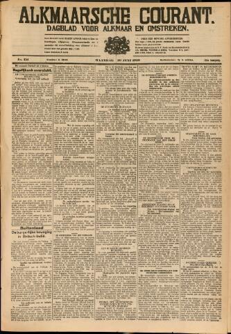 Alkmaarsche Courant 1930-06-30