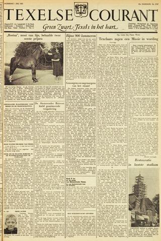 Texelsche Courant 1953-07-01