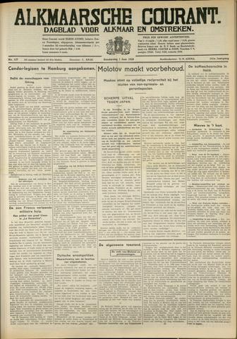 Alkmaarsche Courant 1939-06-01