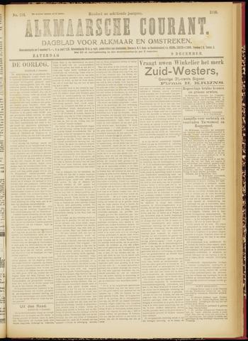 Alkmaarsche Courant 1916-12-09