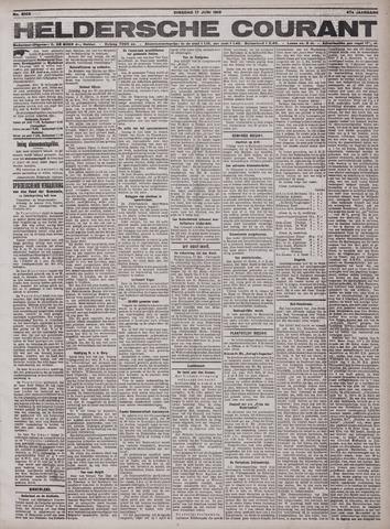 Heldersche Courant 1919-06-17
