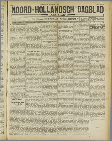 Ons Blad : katholiek nieuwsblad voor N-H 1921-12-28
