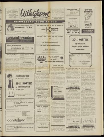 Uitkijkpost : nieuwsblad voor Heiloo e.o. 1973-11-21